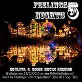 ♪ @YoanDelipe - Feelings Nights #5