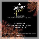 Rodriguez Jr. (Live) @ Solomun + Live at Destino Ibiza - 25 August 2016
