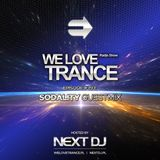 Next DJ pres We Love Trance 393 - Sodality guestmix (30-04-18)