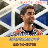 Tunesday Radioshow // Ra-min 02-10-2019