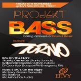 Project Bass Promo Mix