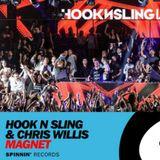 Hook N Sling & Chris Willis - Magnet ( ArtistDj Lisbon Connection   REMIX )
