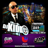 DJ Kidd B Presents: Latin Urban Vibes (March 2016)-Live from 104.9 FM Latino Mix