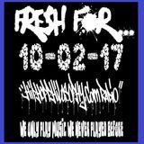 HipHopPhilosophy.com Radio - 10-02-17 - Monday Night Fresh