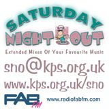 Saturday Night Out TX 8th July 2017