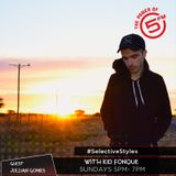 Selective Styles Vol.61 featuring resident DJ Jullian Gomes