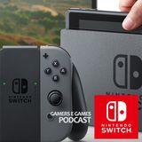 Podcast Gamers #17 - Olá Nintendo Switch