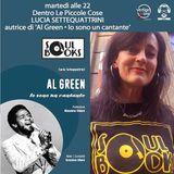 Soul Books - Al Green - Io Sono Un Cantante - Conversazione con Lucia Settequattrini
