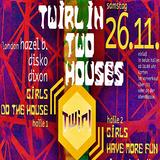 DJ DIXON - DJ DISKO  - 26.11.1994 E-WERK BERLIN Tape A (2)