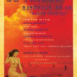 Alfred Azzetto & Diego Broggio Live  [Made In Italy ] @ Sa Trinxa 25 05 2012 Ibiza (Spain)