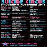 Frank Müller @ Suicide Techno Nacht - Suicide Circus Berlin - 18.11.2011