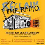 Radio LoRa 35 Jahre Jubiläum - Spezialsendung Teil 1 (3/4)