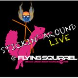 Stickin' Around LIVE: Sessions from the Squirrel, April Edition