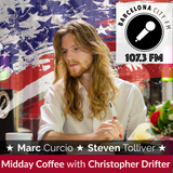 Midday Coffee E17 - US Politics with Christopher Drifter, Steven Tolliver, and Marc Curcio