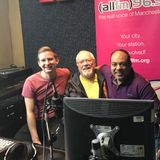 afternoon delight on allfm 96.9 featuring Chris community champion from Tesco Cheetham Hill