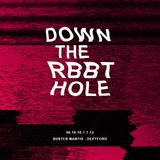 Down The RBBT Hole