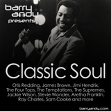 Classic Soul - Otis Redding, The Supremes, James Brown, Aretha Franklin, Jackie Wilson, Jimi Hendrix