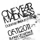 Jacker - Live @ Helter Shelter '1 Year Madness' [2011]