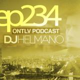 ONTLV PODCAST - Trance From Tel-Aviv - Episode 234 - Mixed By DJ Helmano