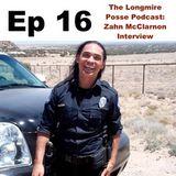 Interview with Longmire actor Zahn McClarnon