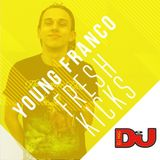 FRESH KICKS: Young Franco