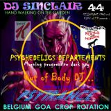 DJ SINCLAIR H44 PSYCHEDELIC DEPARTEMENT out of body after tech mix twilight psytrance