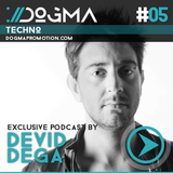 Devid Dega – Techno Live Set // Dogma Techno Podcast [February 2014]