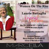 Women On The Rise presents Laurie Battaglia
