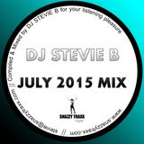 @djstevieb - July 2015 Mix