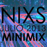 NIXS - Julio 2013 Minimix