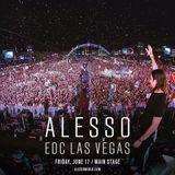 Alesso - LIVE @ KineticFIELD EDC Las Vegas 17/06/16
