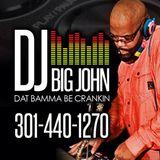 Dj Big John Old School Flash Back Dance Mixx up Takoma Station