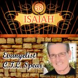 2015_08_02 Building the waste places and restoring the paths (Evangelist C.T.L. Spear) Isaiah 58.12