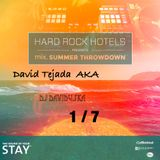 MixSummerThrowdown 1 by David tejada