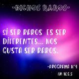 BICHOS RAROS PROGRAMA #4 con la presentación de FIESTA GOSPEL IN THE MIX