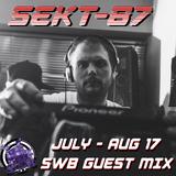 Sekt-87 Guest Mix (07-08/2017)