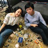 oto nova Japan 音の波: Mari* with Rie Nakajima // 03-06-19