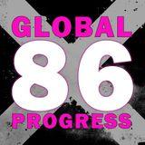 EPISODE 86 - Global Progress Radioshow - DeepToTechno  Mixed by Mateo Scramm   January 2013