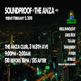Juice Box - live at Soundproof Anza 02 Feb 2018