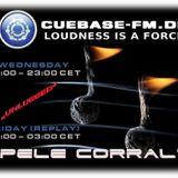 Pele Corral on www.Cuebase-FM.de 08.05.2013