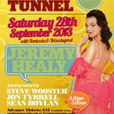 Time Tunnel with Jeremy Healy