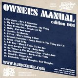 Owner's Manual [edition 001]