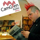 Jim Gellatly on CamGlen Radio: April 21st 2018