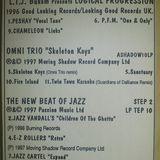 ExtraTerrestrial's drum'n'bass jazzstep mix