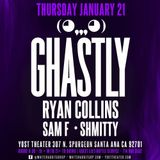 LIVE | alongside Ghastly @ Yost Theater