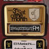 STROM:KRAFT presents Zwartkrijt FM. Exclusive set by El Mariachi (UKR)