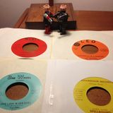 """""""Chicago vs. Detroit - Pick of five"""" - northern soul, crossover and modern soul 45s"""
