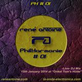 PhiLHarmonie • Live @ Onkel Tom's Hütte 15.02.2014)