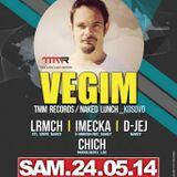 VEGIM @ L'OSTRA CLUB (NANCY) 24.05.2014