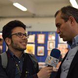 Comicon 2017 - Intervista al sindaco di Napoli: Luigi De Magistris - a cura di RadioSelfie.it